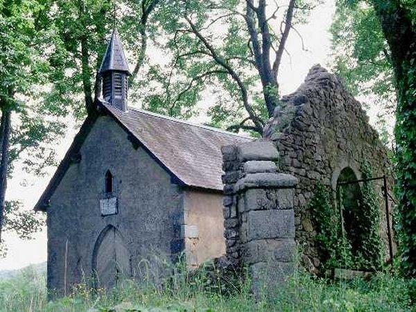 Formation géobiologie sacrée - La chapelle du Vieux-Dun