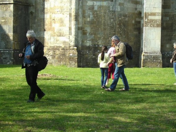 Formation géobiologie sacrée - Vézelay