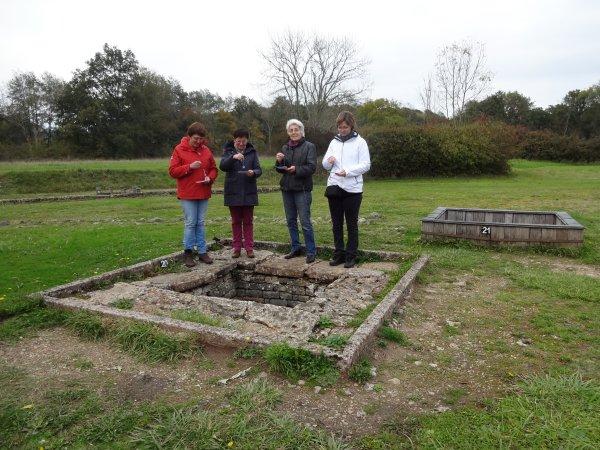 Formation géobiologie sacrée - Les fontaines salées