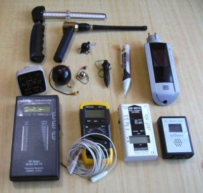 Le matériel que j'utilise : mesureur basses fréquences - Ateliers habitat vivant